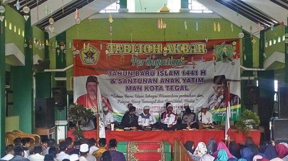 HNH MERIAHKAN PERAYAAN TAHUN BARU ISLAM 1441 H