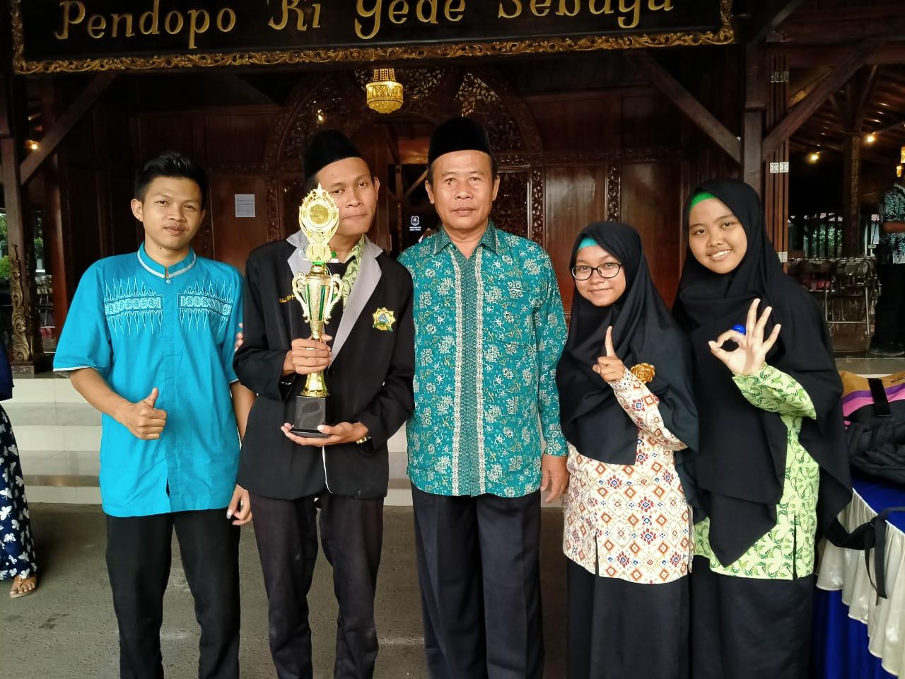 Juara MTQ Tingkat Kota Tegal 2019