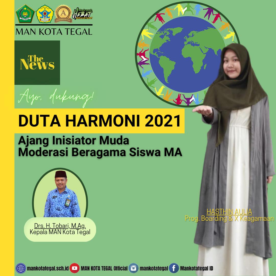 HASTHIN AULIA DUTA HARMONI 2021
